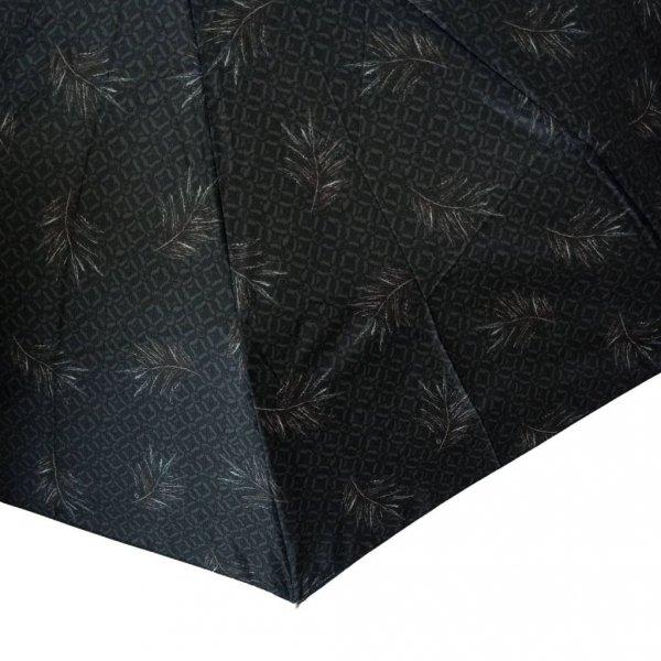 Piórka - mini parasolka alu light Raindrops