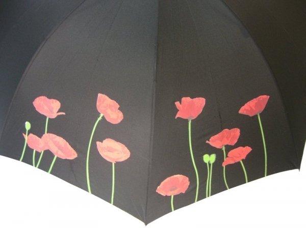 Maki parasol zmieniający kolor długi automat