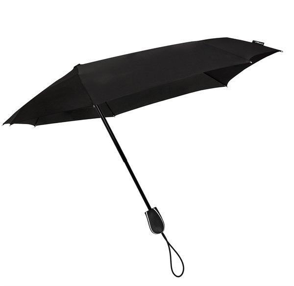 STORMini® black aerodynamiczny parasol sztormowy składany