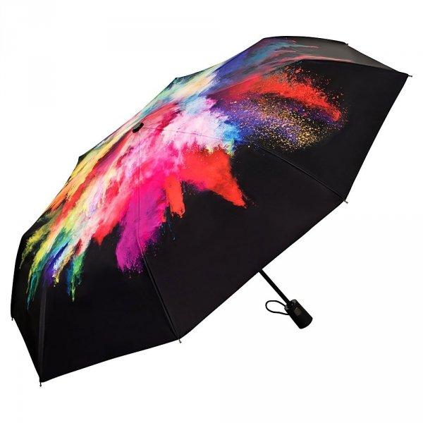 Donna - parasolka składana z filtrem UV UPF50+ Von Lilienfeld