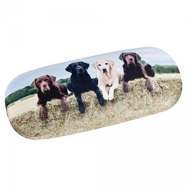 Labrador retriever - etui na okulary Von Lilienfeld