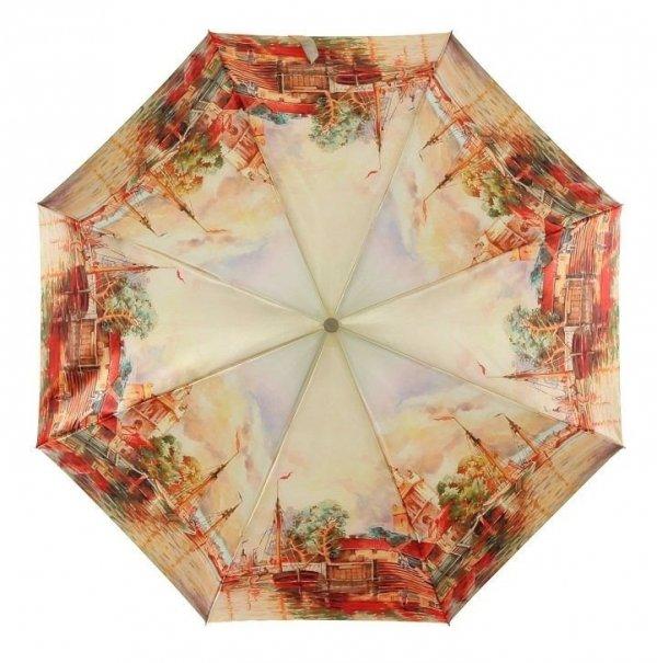 Przystań - parasolka składana satyna 114 cm - Zest 24984
