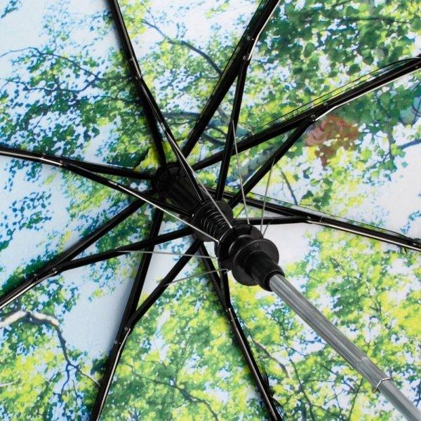 Natura - parasolka na deszcz i słońce - z ochroną przeciw UV UPF50+