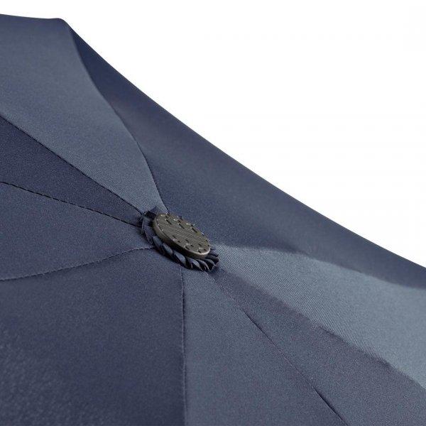 FARE® Profile - mini parasol automatyczny granatowy