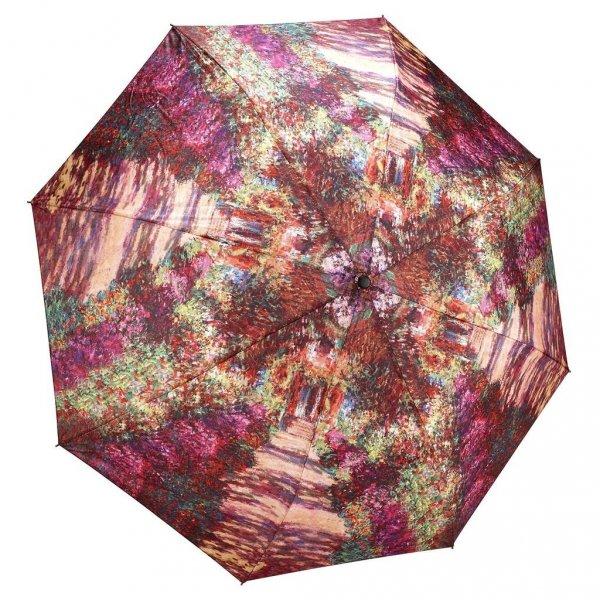 "Claude Monet ""Pathway in Monet's Garden"" - parasolka składana Galleria"
