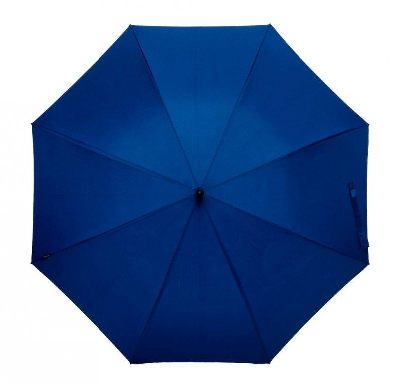 Chmury chmurki obłoczki - GRANATOWY parasol Ø120 cm
