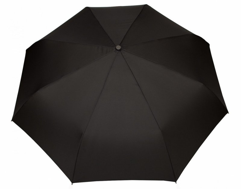 Komfort - parasol męski ze skórzaną rączką MP335