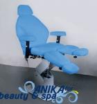 Pokrowce na fotel kosmetyczny Giovanni 2232 Pedi lub Panda Massimo z osobnym podgłówkiem