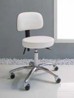 Pokrowce kosmetycznena krzesełko Gharieni 42505 welur granatowy nr 56