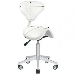 Pokrowce kosmetycznena krzesełko Azzurro 038s