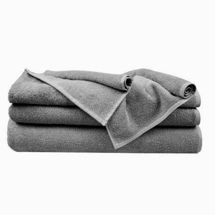 Ręcznik szary 100x200