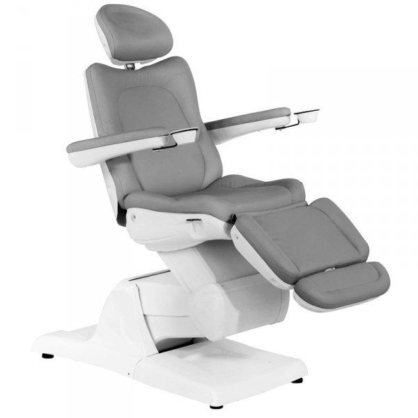 Pokrowce kosmetyczne na fotel  Azzurro 870-3 welur beżowy