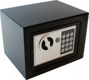 AG613 Sejf na szyfr i kluczyk