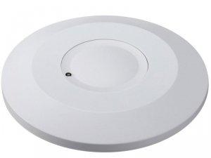 Czujnik ruchu mikrofalowy Maclean, montaż sufitowy, zasięg 1m-8m, max. 2000W, MCE133