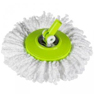 Głowica i wkład do mopa ze spryskiwaczem okrągła GreenBlue GB831  - pasuje do GB830
