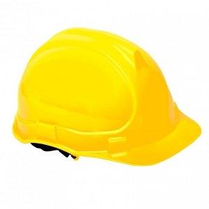 Hełm przemysłowy ochronny, żółty, kat. iii, ce, lahti