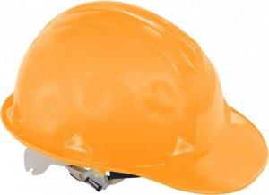 Hełm przemysłowy ochronny, pomarańczowy, kat. ii, ce, lahti