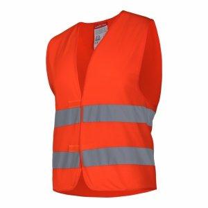 LPKO2XL Kamizelka ostrzegawcza, pomarańczowa, H:176-182, C:108-112, XL