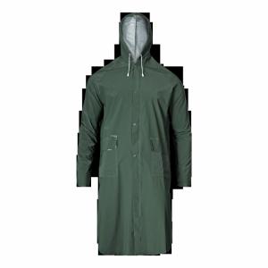 LPPP1L Płaszcz przeciwdeszczowy z kapturem, wodoodporny, L