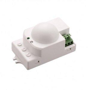 Mikrofalowy czujnik ruchu, 360st. IP20, 1200W