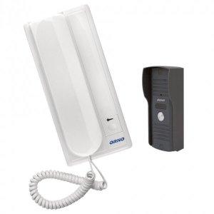 Zestaw domofonowy jednorodzinny, wandaloodporny, ENSIS