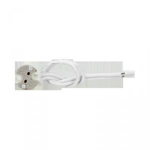 Oprawka ceramiczna do źródeł śwatła MR16