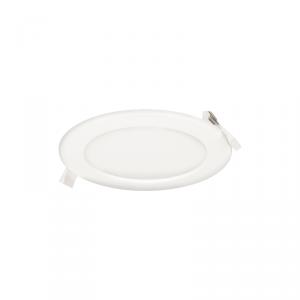 EURUS LED 12W, oprawa downlight, podtynkowa, okrągła, 780lm, 3000K, biała, wbudowany zasilacz LED