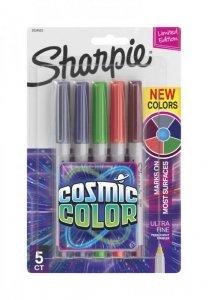 Sharpie-zestaw markerów Fine Cosmic 5 szt