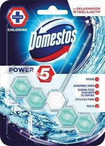 DOMESTOS Power 5 Kostka zapachowa WC Chlorine 55g