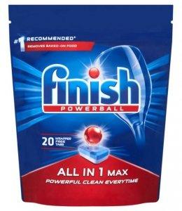 FINISH Tabletki All-in-1 Max 20 regularne