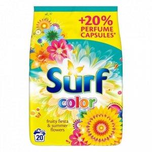 SURF Proszek do prania Owocowa Fiesta Kolor 1,3kg