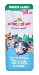 ALMO NATURE Green Label Mini Food Filet tuńczyk 3g