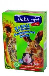 DAKO-ART Karma podstawowa dla gryzoni 500g