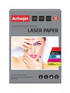 Papier matowy Activejet AP4-110M100L (A4; 100 szt.)