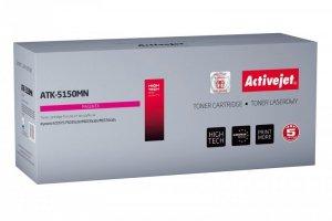 Toner Activejet ATK-5150MN (zamiennik Kyocera TK-5150M; Supreme; 10000 stron; czerwony)