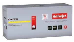 Toner Activejet ATO-532YN (zamiennik OKI 46490401; Supreme; 1500 stron; żółty)