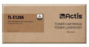 Toner ACTIS TL-E120A (zamiennik Lexmark 12016SE; Standard; 2000 stron; czarny)