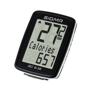 Licznik rowerowy SIGMA BC 9.16 Przewodowy
