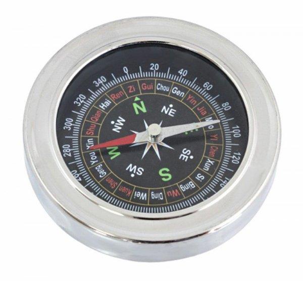 AG469 Kompas busola metalowa 7,5cm