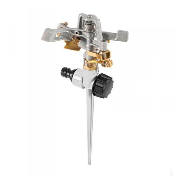 Metalowy zraszacz pulsacyjny Cellfast Basic szpilka