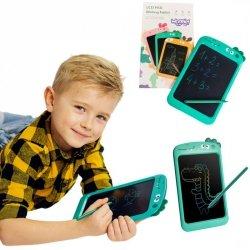 WOOPIE Tablet Graficzny 10.5 Dinozaur dla Dzieci do Rysowania Znikopis + Rysik