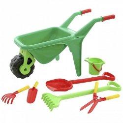 Taczka Ogrodnika + 6 narzędzi
