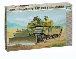 Model do sklejania British Challenger 2 MBT