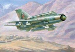ZVEZDA MIG-21 Bis Soviet Fighter