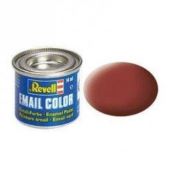 REVELL Email Color 37 Reddish Brown Mat