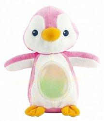 Mały śpioszek pingwin różowy
