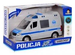 Policja z dźwiękiem