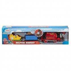 Pociąg Tomek i Przyjaciele Track Master - Pomocny Harvey