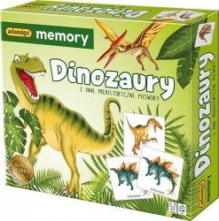 Gra Memory Dinozaury