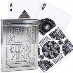 Karty Silver SteamPunk Premium